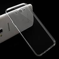 Ультратонкий 0,3 мм чехол для Samsung Galaxy J7 прозрачный, фото 1