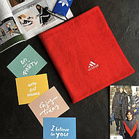 Баф, Горловик Adidas красный