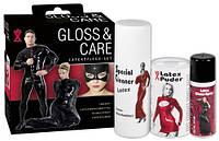 Набор по уходу за латексом Gloss & Care Kit