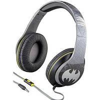 Наушники eKids iHome Warner Bros Batman Mic (RI-M40BM.FXV7)