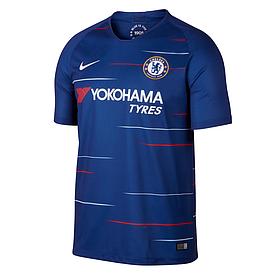 Футбольная форма 2018-2019 Челси (Chelsea), домашняя, 0240, Найк