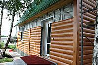 Обшивка домов сайдингом, фото 1