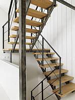 Монтаж металлических лестниц Одесса | лестницы для загородного дома