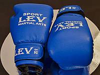 Перчатки боксерские LEV 8 oz