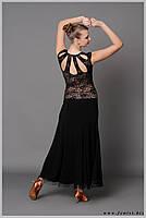 Платье для танцев и тренировок-стандарт «Грация»