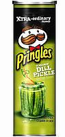 Чипсы Pringles Dill Pickle 158 g