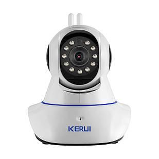 Беспроводная IP-камера Kerui KR-IPCZ05 Plus Белый (HHFGBVFDYUI76JK)