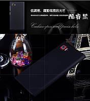 Пластиковый чехол для Lenovo K920 Z2 (5.5 дюйма) чёрный, фото 1