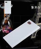 Пластиковый чехол для Lenovo K920 Z2 (5.5 дюйма) белый, фото 1