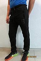 Мужские спортивные брюки Reebok 82464-2 черный 30Б