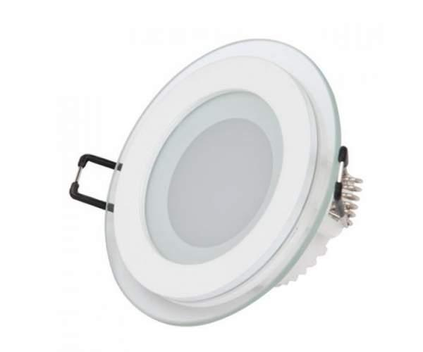 Светильник светодиодный встраиваемый CLARA 6W  (Horoz Electric)