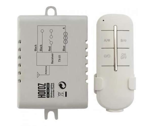 Пульт для люстр 1 канал (Horoz Electric)