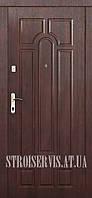 Металлические входные двери Форт Арка МДФ в квартиру