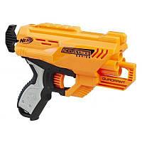 Игрушечное оружие Hasbro бластер НЁРФ ЭЛИТ Квадрант (E0012)