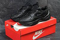 Мужские кроссовки Nike, черные. Код товара: Д -6211
