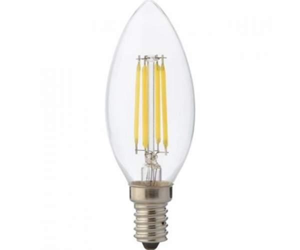 Свічка Filament candle - 4 4W Е14 4200К ()
