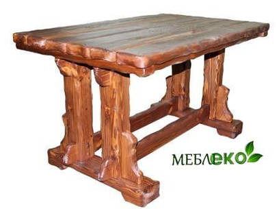 Мебель для кафе из дерева, Стол  Купец
