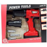 Игровой набор Tool Set дрель/пила электрическая с звуком (KY1068-106)