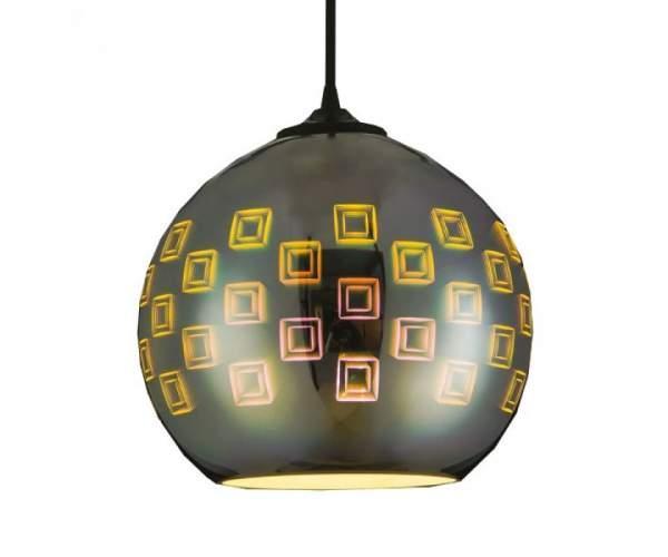 Світильник підвісний SPECTRUM 3D-ефект (коло) (Horoz Electric)