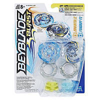 Волчок Hasbro Beyblade JOMUNTOR J2/FENGRIFF F2 (B9491 / C2356)