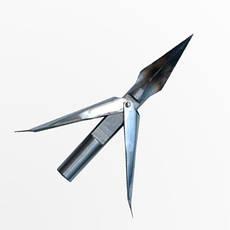 Гарпуны, трезубцы и наконечники для подводного оружия