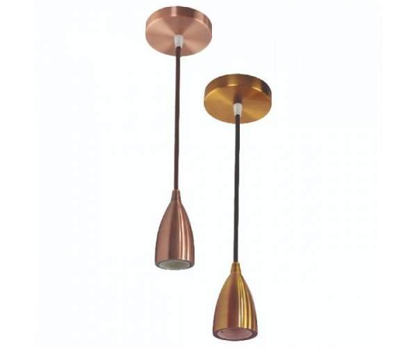 Підвіс EDISON Е27 (мідь, бронза, золото, хром, перламут. чорний) (Horoz Electric)