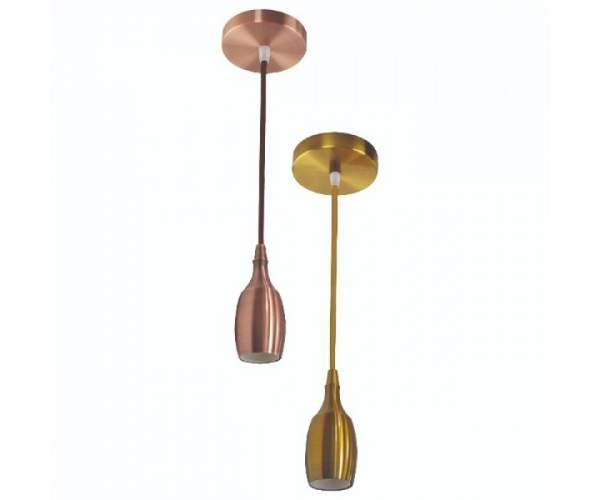 Підвіс WEBER Е27 (мідь, бронза, золото, хром, перламут. чорний) (Horoz Electric)