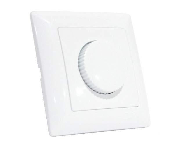 Светорегулятор белый TINA (Horoz Electric)
