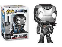 Фигурка Funko Pop Avengers Endgame War Machine Мстители Финал Железный Патриот 10 см - 222681