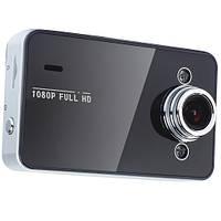 Автомобильный видеорегистратор Dvr K6000 Full HD 1080 P