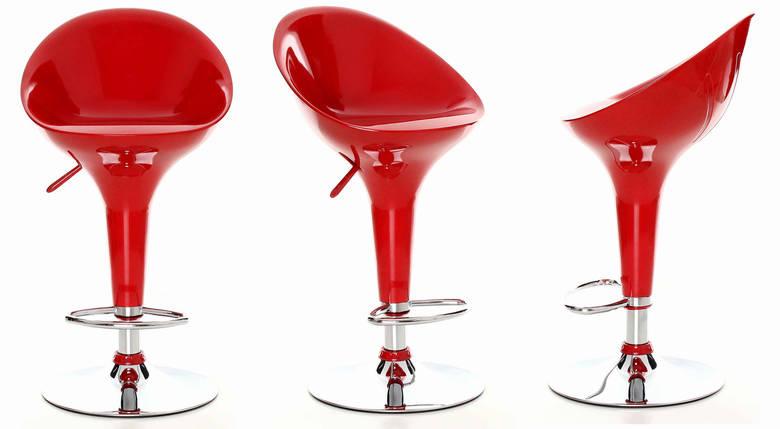 Барный стул Hoker 3, три цвета на выбор, фото 2