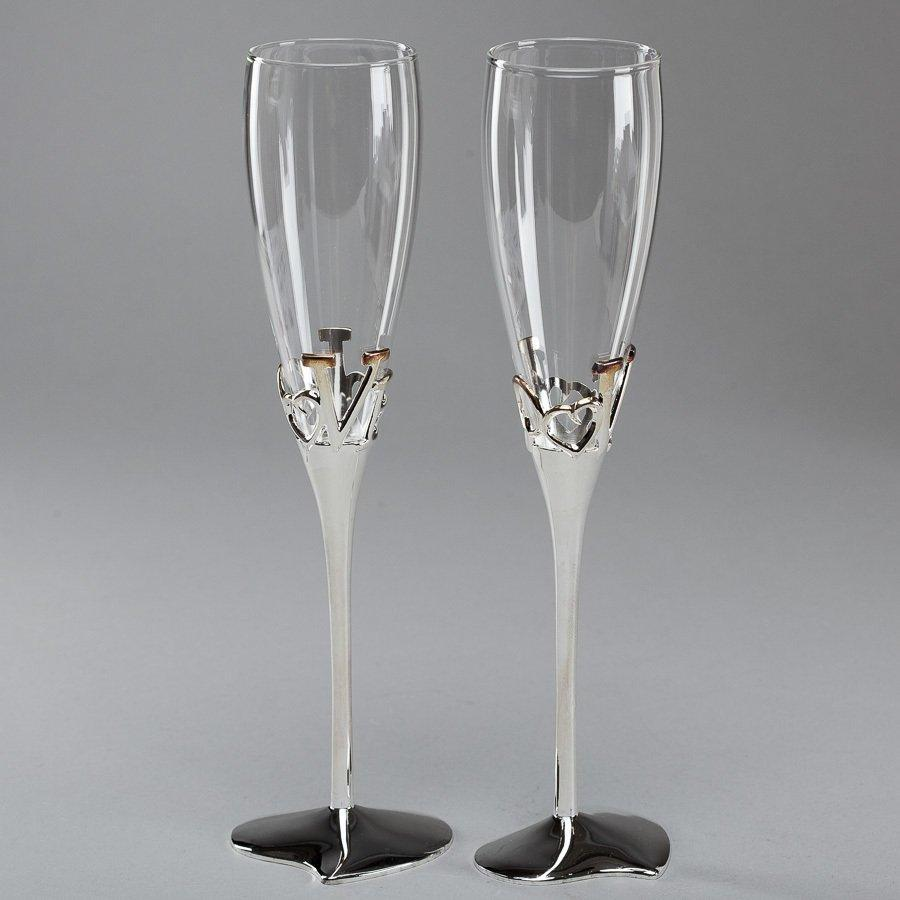 Свадебные бокалы Veronese 2 шт  1563/105