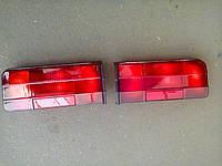 Стекла фонарей задние красные ВАЗ 2106-Нива