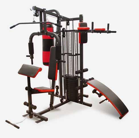 Силовой тренажер Atlas Sport 2015. нагрузка 70 кг, многофункциональный