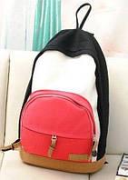 Яркий молодежный рюкзак. Рюкзак школьный.
