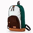 Яркий молодежный рюкзак. Рюкзак школьный., фото 3