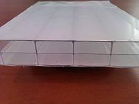Поликарбонат сотовый SOTON, 12000х2100х16/Н3, прозрачный