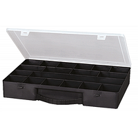 Ящик для инструментов Topex органайзер 36 x 25 x 5,5 см (79R163)