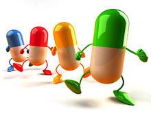 Пробиотики и витаминные добавки