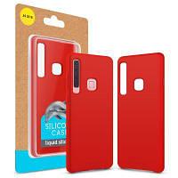 Чехол для моб. телефона MakeFuture Silicone Case Samsung A9 2018 (A920) Red (MCS-SA920RD)