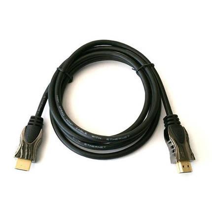 Кабель 2 м 4K HDMI Reekin 11256, фото 2