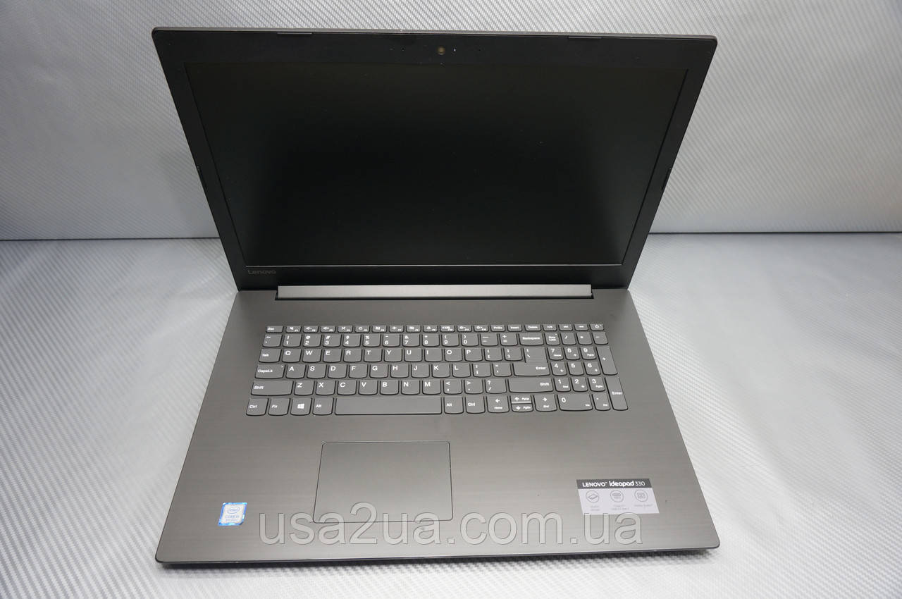 "Ультрабук Ноутбук Lenovo IdeaPad 330 -17ikb i5 8gen 8GB ddr4 1000GB 17"" Web Кредит Гарантия"