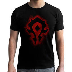 Футболка WORLD OF WARCRAFT, Horde, XL