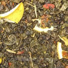 Чай зеленый с добавками Мандариновый Фреш 500 г