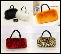 Милые меховые/плюшевые сумки.Мода 2015! Хорошее качество. Интернет магазин. Купить сумку.  Код: КСМ174