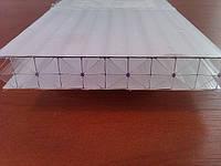 Поликарбонат сотовый SOTON, 6000х2100х16/Х3, прозрачный