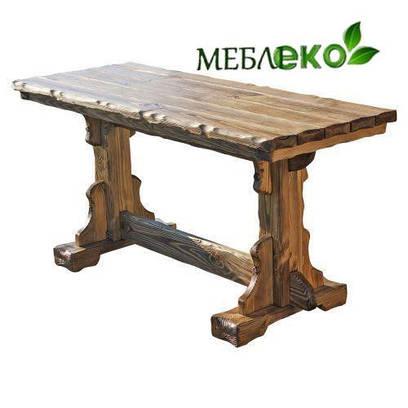 Стол под старину заказать, Стол  Архимед