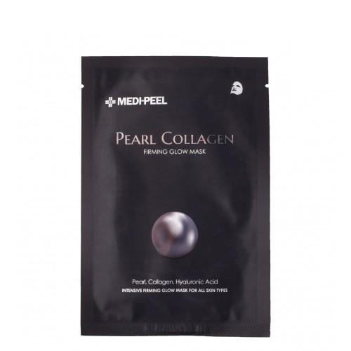 Укрепляющая маска с жемчугом и коллагеном Medi-peel Pearl Collagen Firming Glow Mask