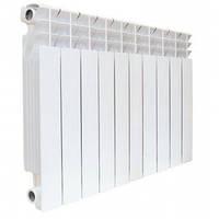 Радиатор алюминиевый 500/100 194 Вт 16 bar DJOUL