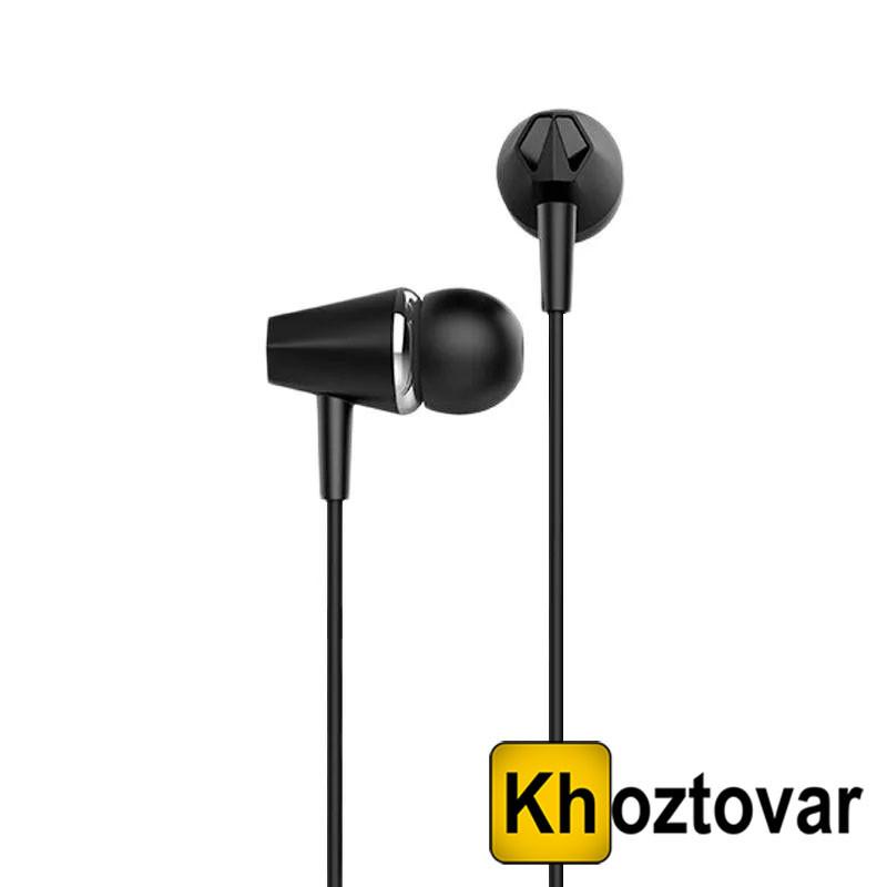 Вакуумні навушники з мікрофоном Hoco M34